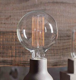 """roost roost 5"""" large linear globe filament bulb (LB11)"""
