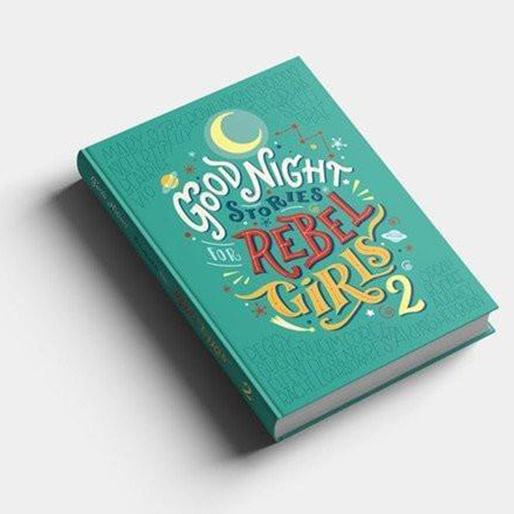 rebel girls good night stories for rebel girls volume 2
