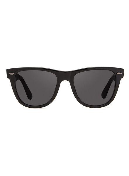 DIFF DIFF Kota POLARIZED Black Dark Smoke Sunglasses