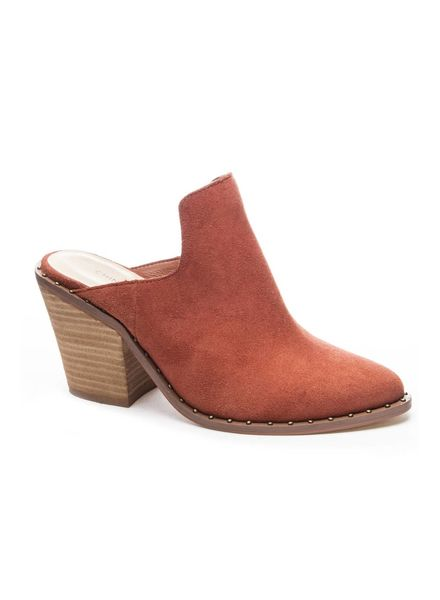 Chinese Laundry CL Springfield Suede Clay Bootie