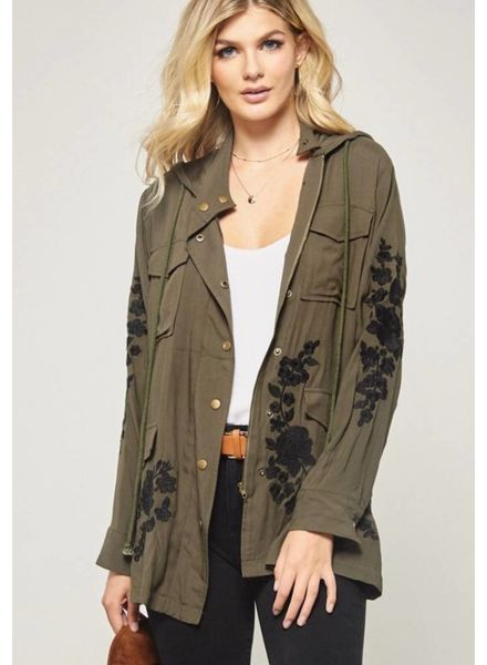 Andree Andree Jacket with Olive/Black