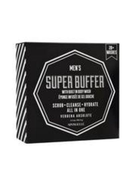 Spongelle Spongelle Mens Super Buffer