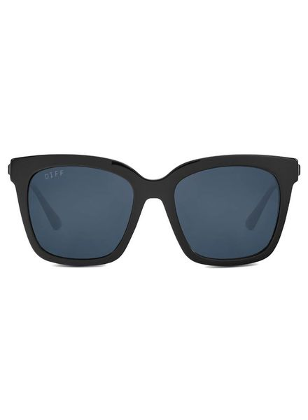 DIFF DIFF Bella Black Grey Polarized