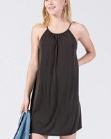 HYFVE HYFVE Modal Flowy Dress Black
