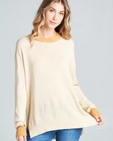 Wendy WEN Light Sweater Almond Gold