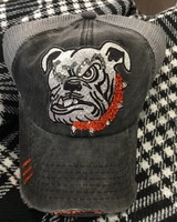 MISC GAMEDAY BULLDOG Face