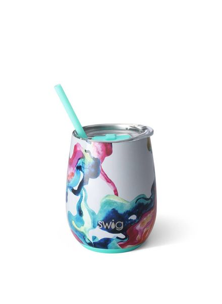 SWIG SWIG Swirl Stemless Straw Combo
