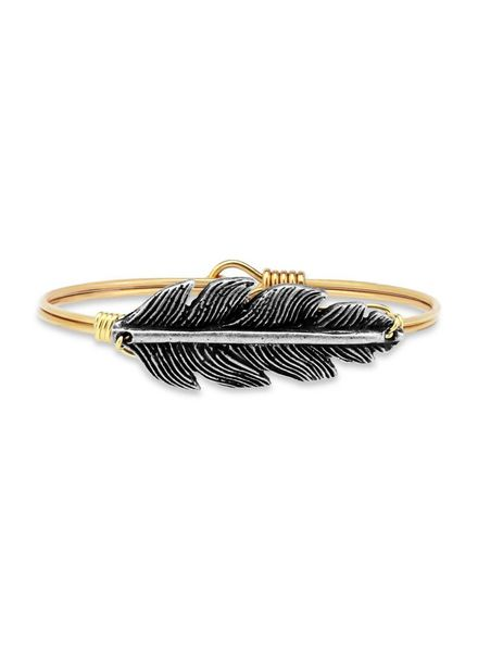 LUCA & DANNI LUCA Lucky Feather Bracelet