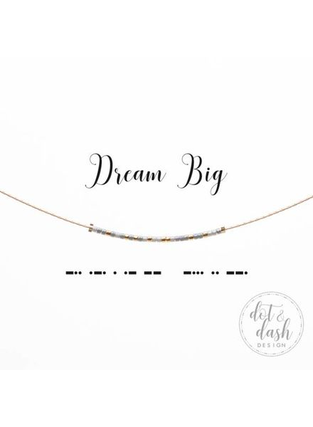 Dot & Dash Dot & Dash Dream Big