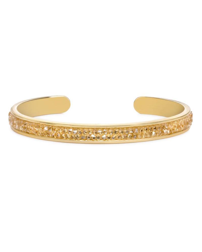LUCA & DANNI LUCA GOLD DRUZY GOLD CUFF 709248466059