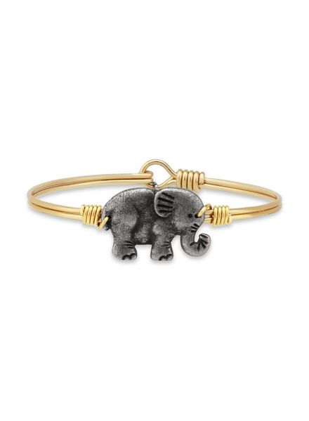 LUCA & DANNI LUCA ELEPHANT GOLD 709248456272