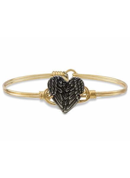 LUCA & DANNI LUCA WING HEART GOLD 709248450041