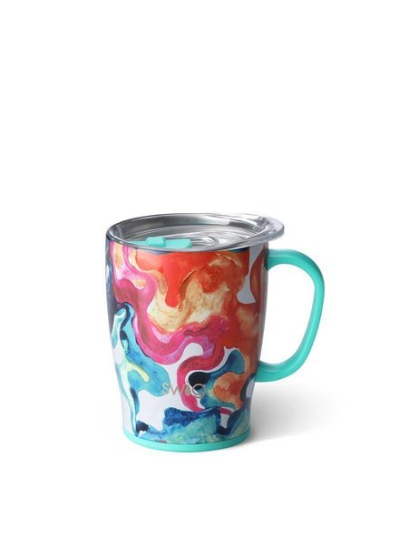 SWIG SWIG Coffee Cup Color Swirl