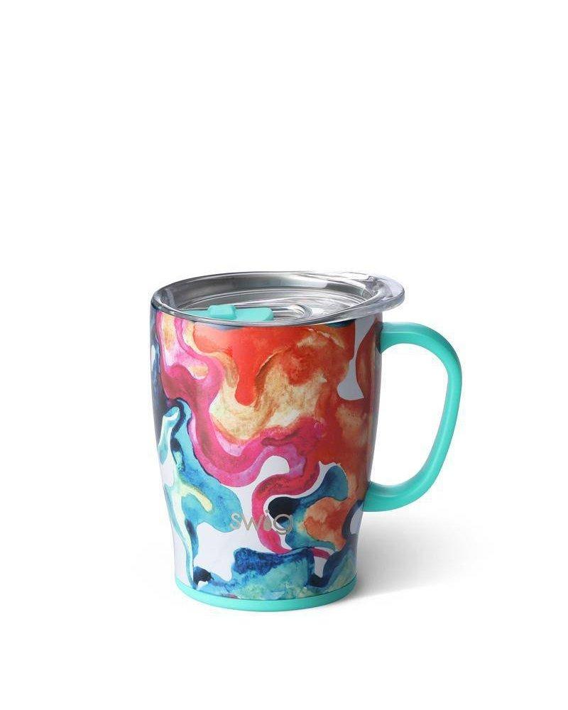SWIG SWIG Coffee Cup Color Swirl