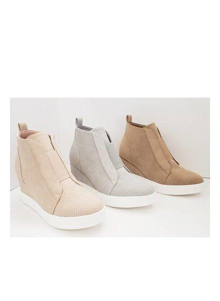 MISC Zoey Wedge Sneaker