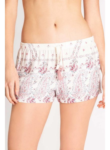 PJ Salvage PJ Salvage Paisley Sleep Short