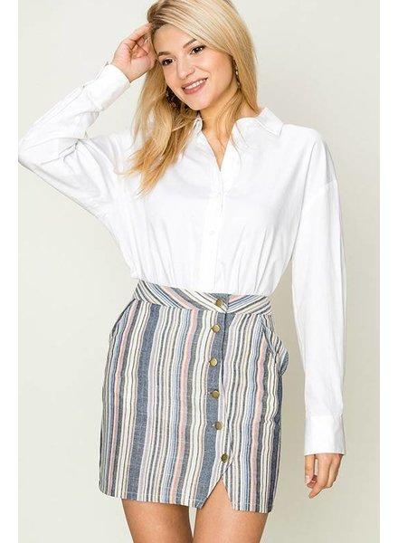 HYFVE HYFVE Woven Printed Skirt