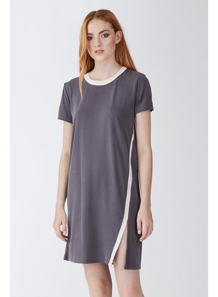 Another Love Another Love Sporty Dress Grey