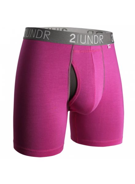 2UNDR MENS 2 UNDR Boxer Brief MEDIUM