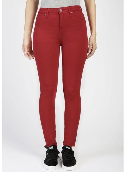 AOS AOS Heather High Rise Red Denim