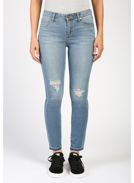 AOS AOS Carly Skinny Crop Denim