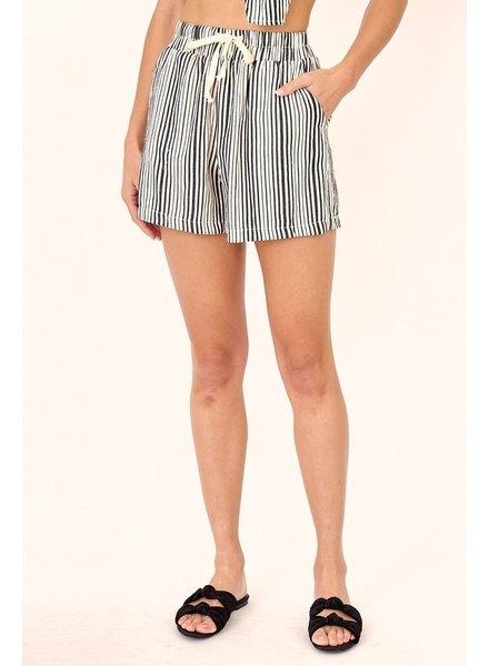 Olivaceous Olivaceous Stripe Short