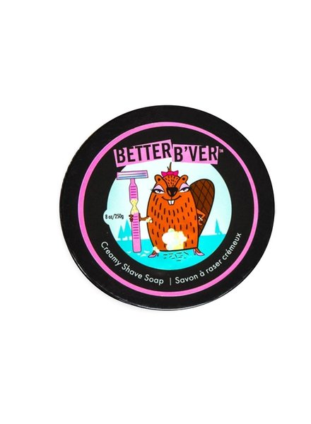 Walton Wood Walton Better Beaver Creamy Shave