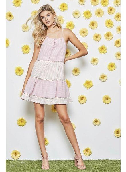 1e6ef7da52 WEN Andree Blush Dress