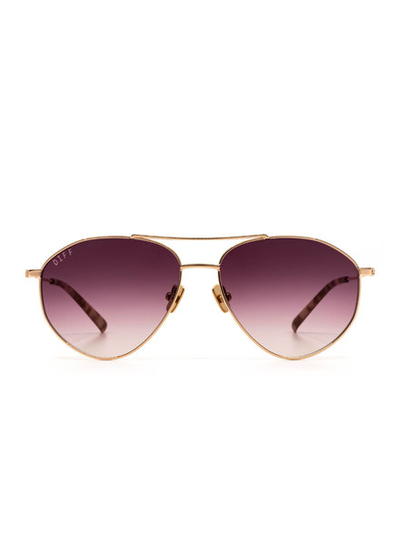 DIFF DIFF Scout Rose Gold Plum