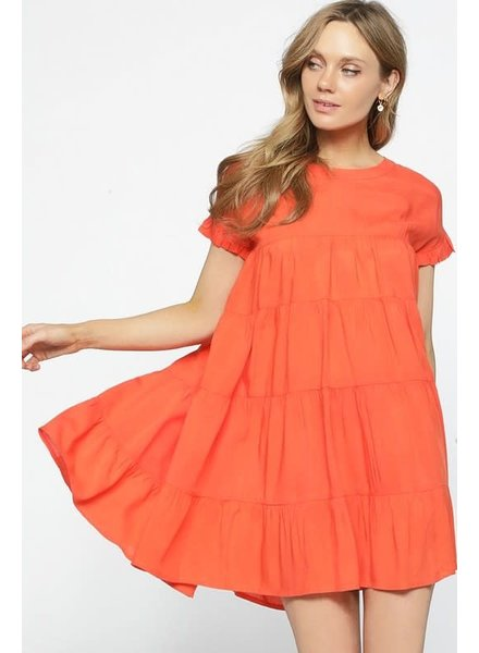 BIBI Bibi Ruffle Dress