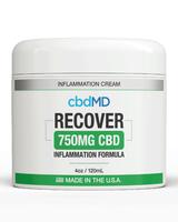 Michael MIC CBD Recovery Cream