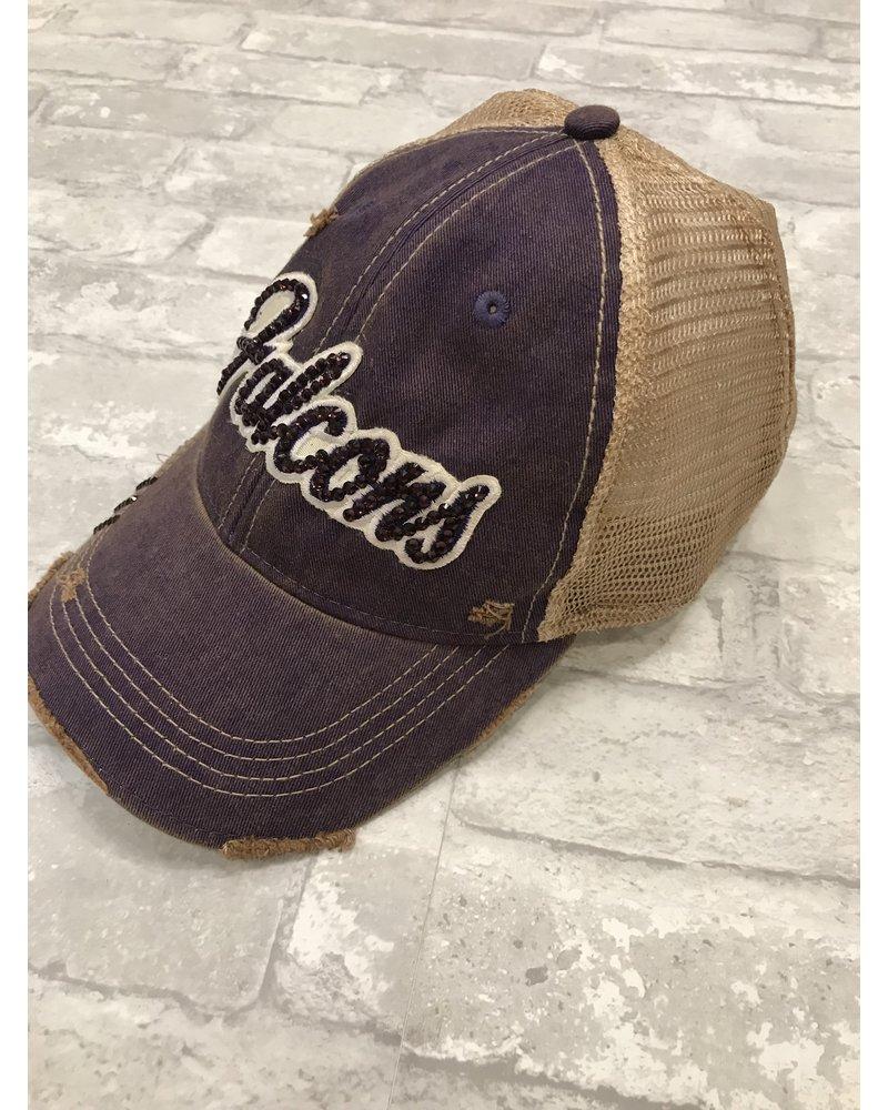 Headhunters Timber Creek BLING CAP
