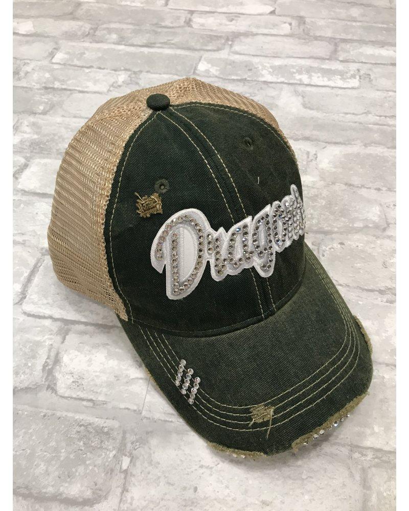 Headhunters Southlake Dragons BLING CAP