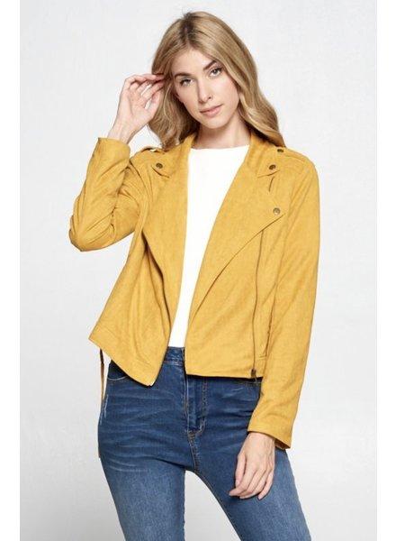 Wendy WEN Moto Jacket