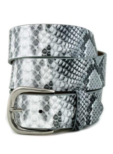 Anzell Snakeskin Belt