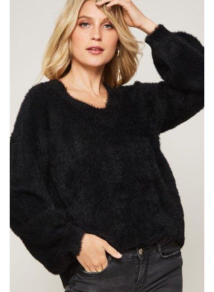Promesa Promesa Plush Sweater