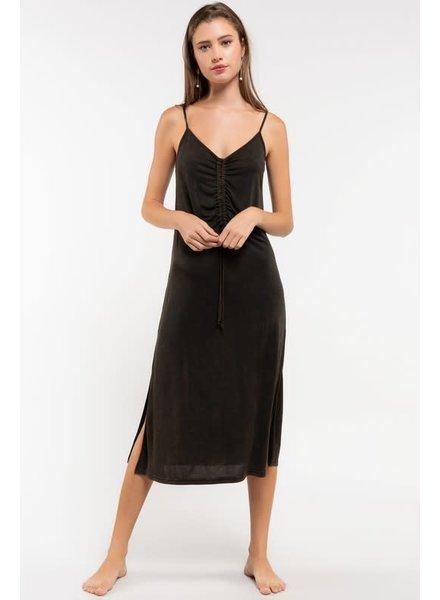 POL POL Strappy Maxi Dress
