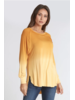 Dear John Dear John Ombre Long Shirt