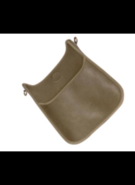 Ahdorned Ah Dorned Velvet Messenger Bag - no strap