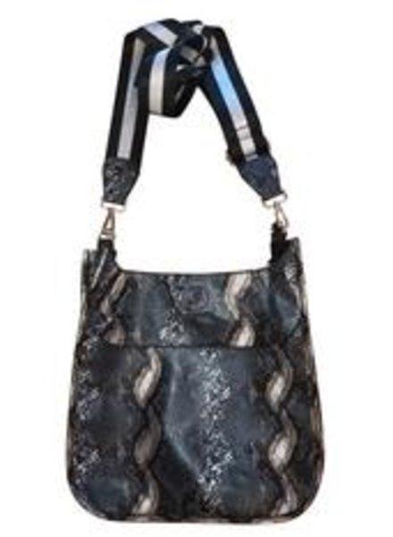 Ahdorned Ah Dorned Python Messenger Bag