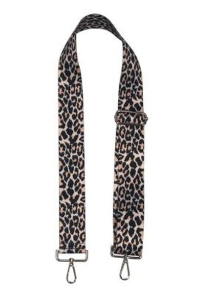 Ahdorned Ah Dorned Bag Strap Camel Cheetah