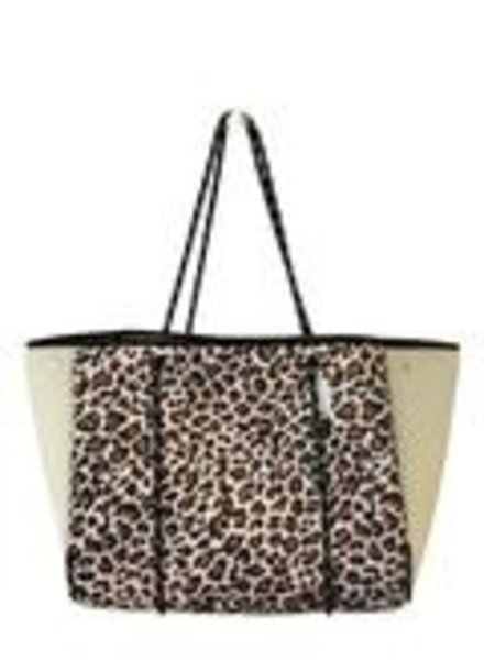 Ahdorned Ahdorned Leopard Bag Large Neoprene