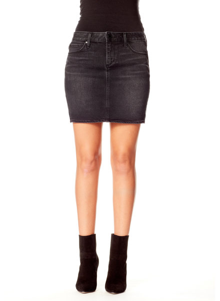 Articles of Society AOS Victoria Denim Stacy Mini Skirt