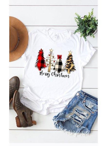MISC Kissed Tees Christmas Trees
