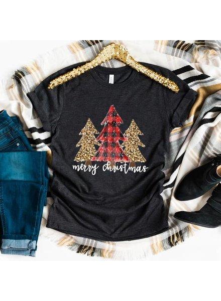 MISC Joyful Moose Christmas Top