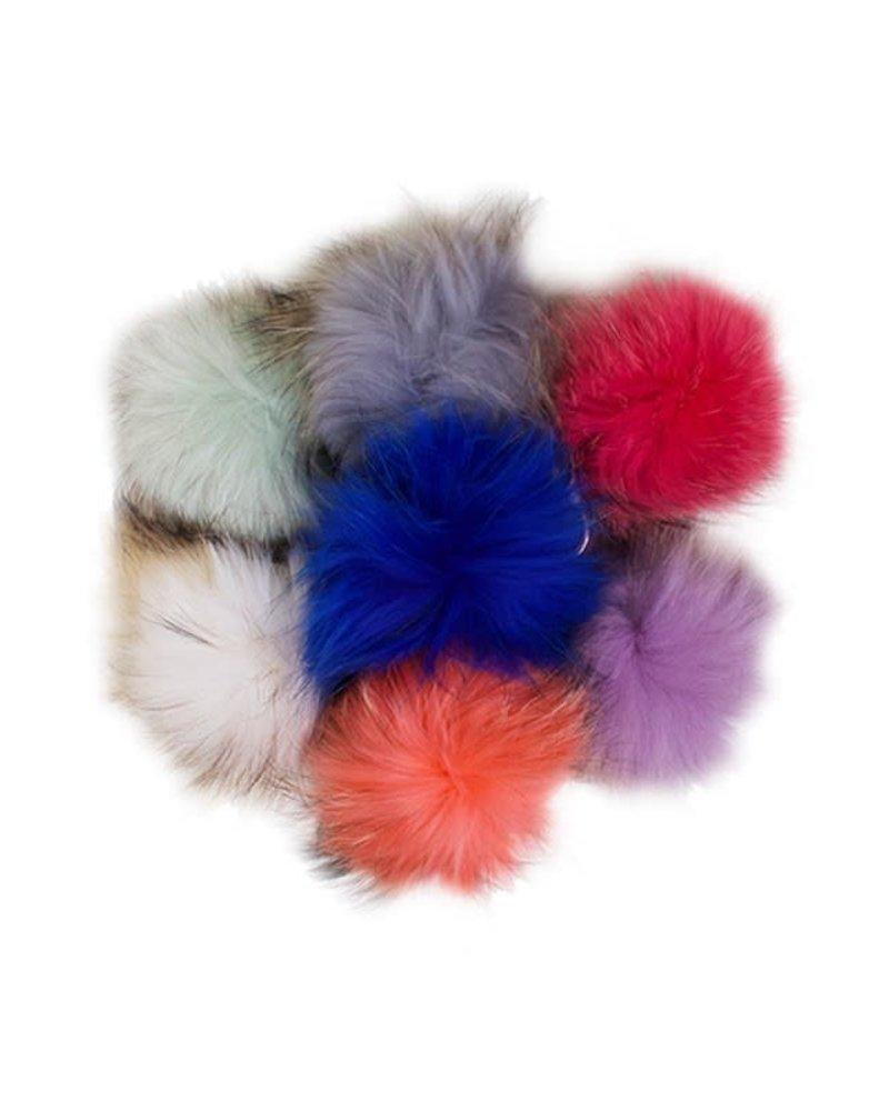 Hana Furry Key Chains