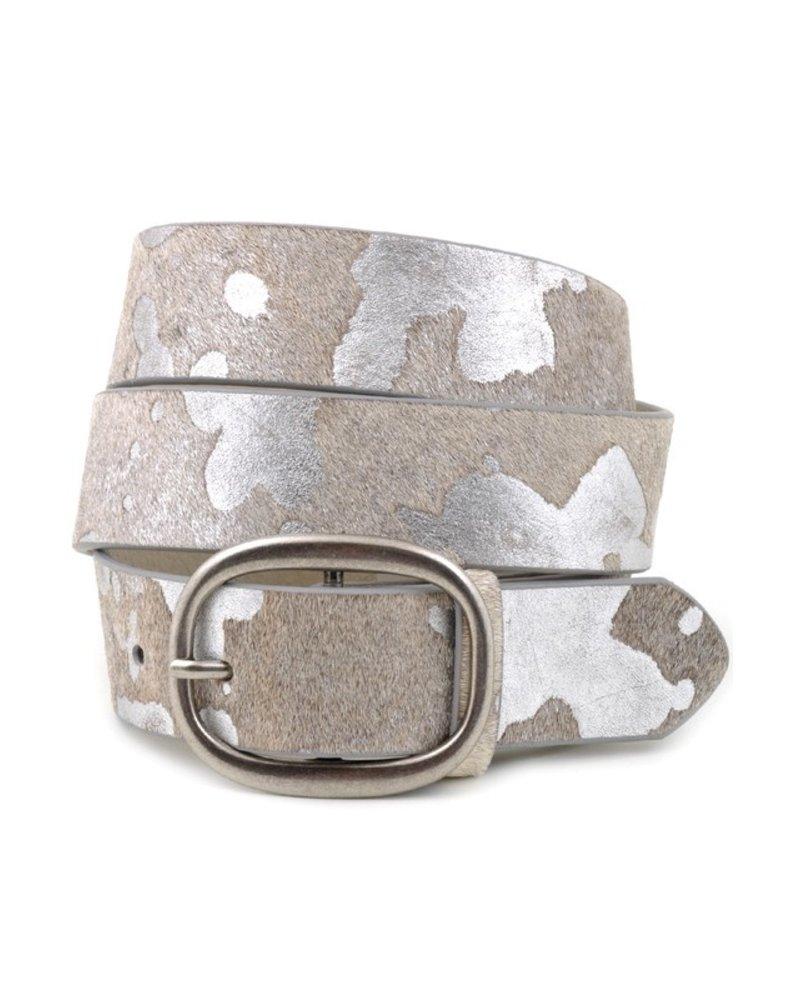 Anzell Calf Leather Belt