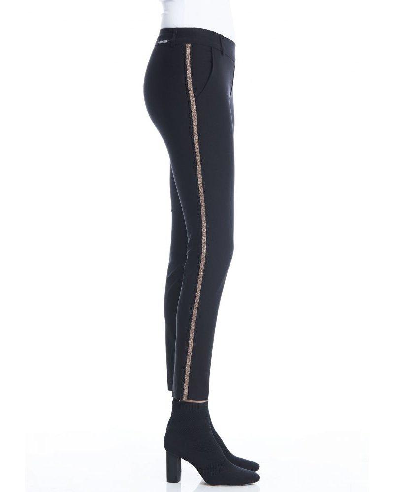 I LOVE TYLER MADISON Tyler Madison Black Pant Shimmer
