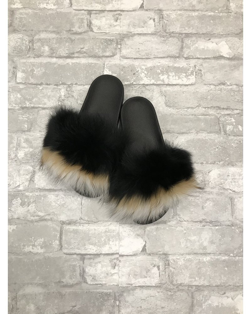 Parka NY Parka NY Fur Slippers