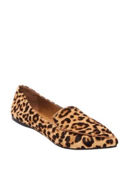 Steve Madden Madden Feather Slip On Leopard